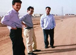 پروژه آبخیزداری در استان سمنان